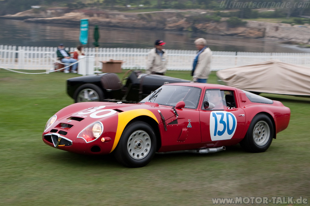 Alfa romeo tz2 photo - 1