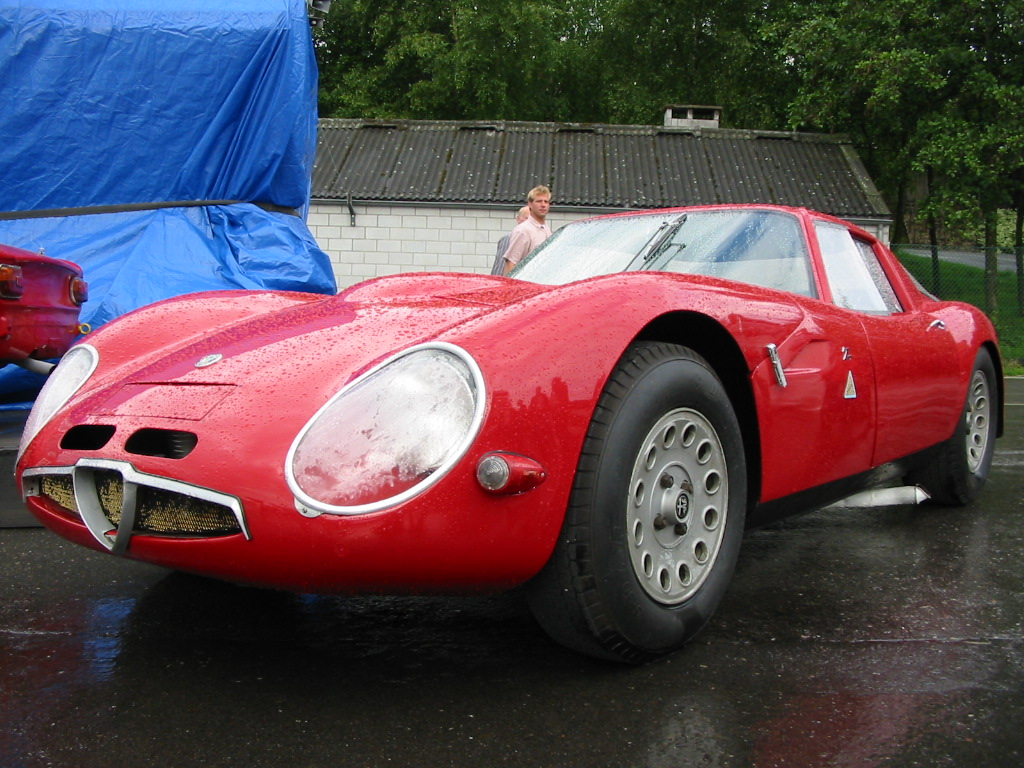Alfa romeo tz2 photo - 3