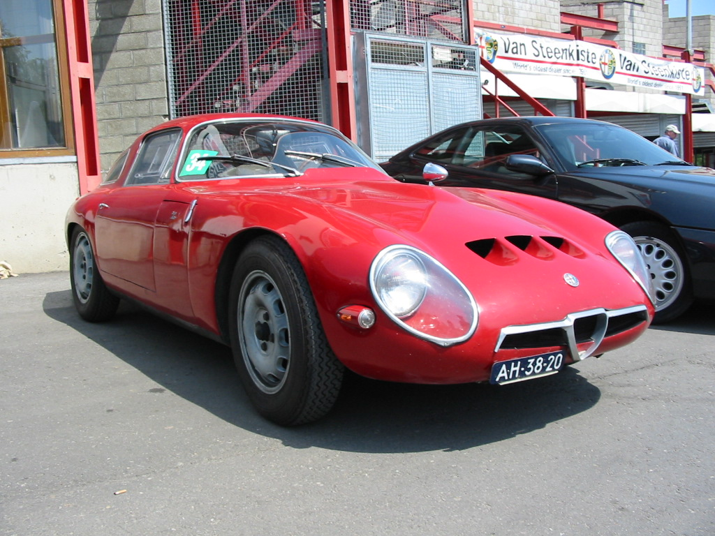 Alfa romeo tz3 photo - 3