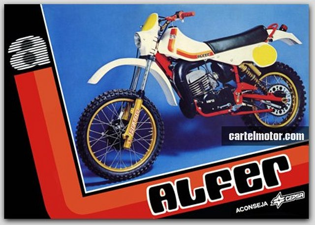 Alfer enduro photo - 1