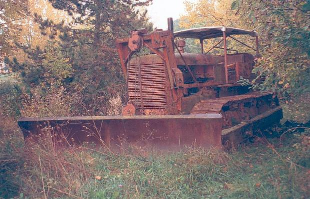 Allis-chalmers hd-14 photo - 3