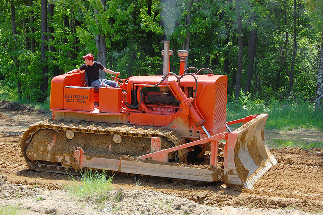 Allis-chalmers hd-6 photo - 3