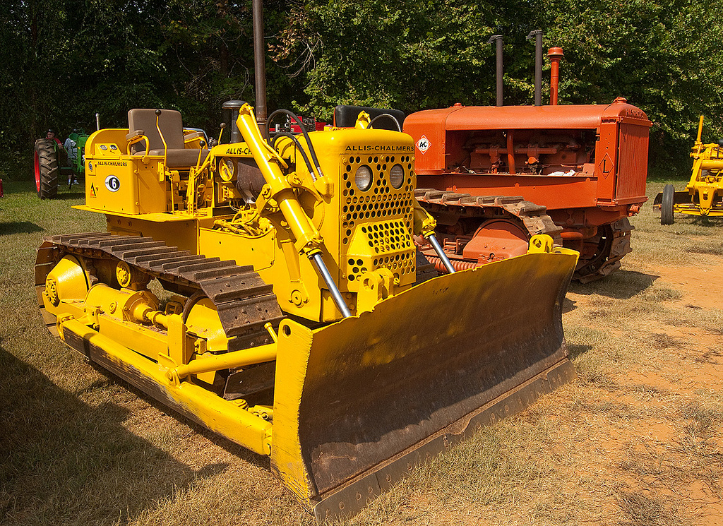 Allis-chalmers hd-6 photo - 4