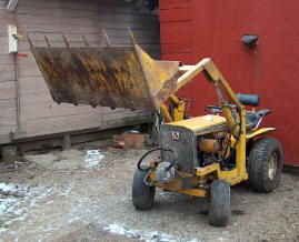 Allis-chalmers loader photo - 1