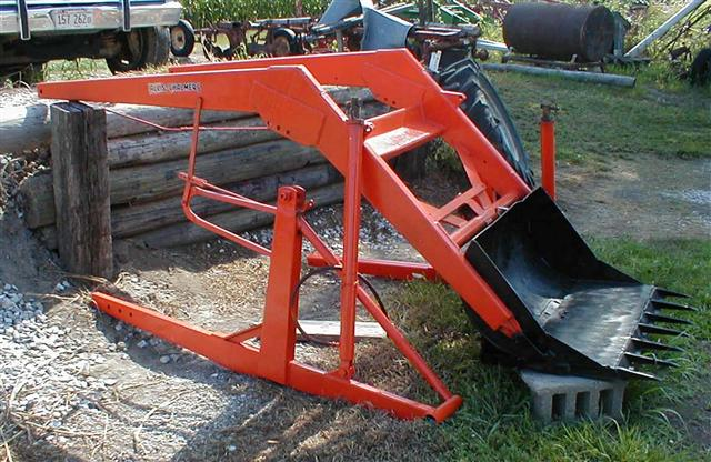 Allis-chalmers loader photo - 4