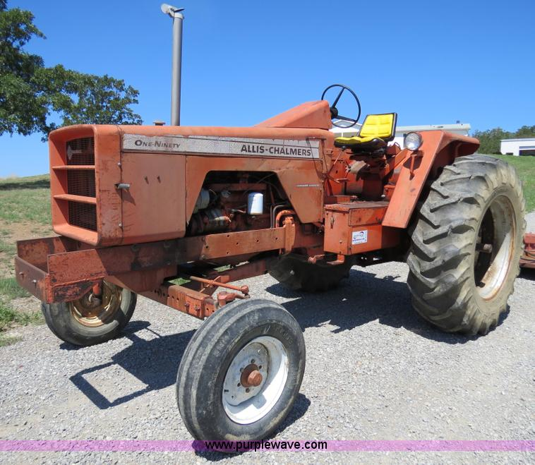Allis-chalmers one-ninety photo - 2