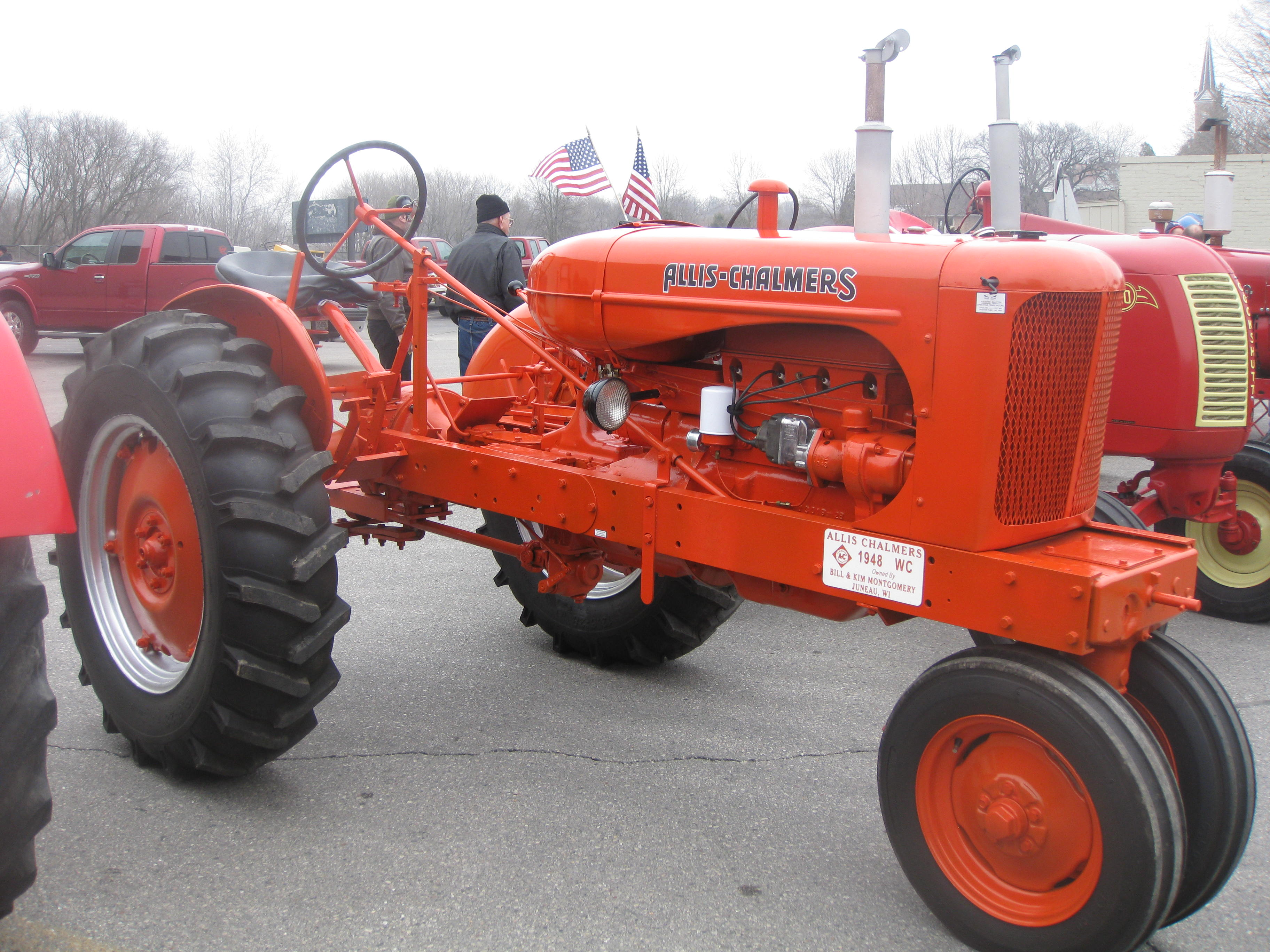 Allis-chalmers wc photo - 1