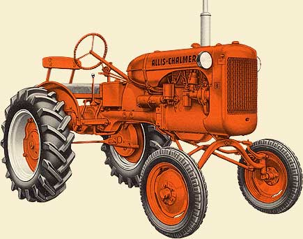 Allis-chalmers wc photo - 2