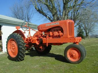 Allis-chalmers wc photo - 3