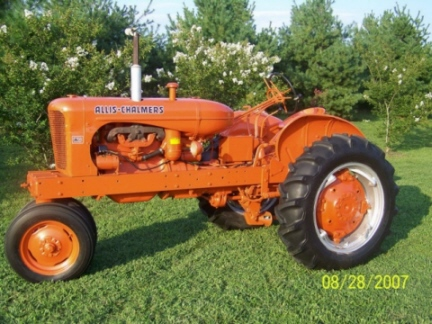 Allis-chalmers wc photo - 4
