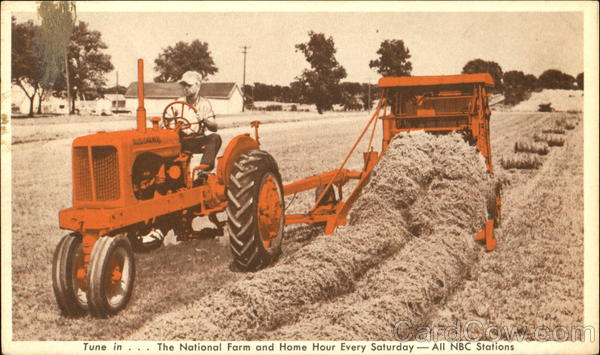 Allis-chalmers wd photo - 3