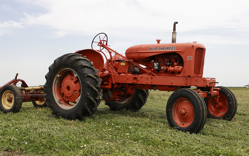 Allis-chalmers wd photo - 4