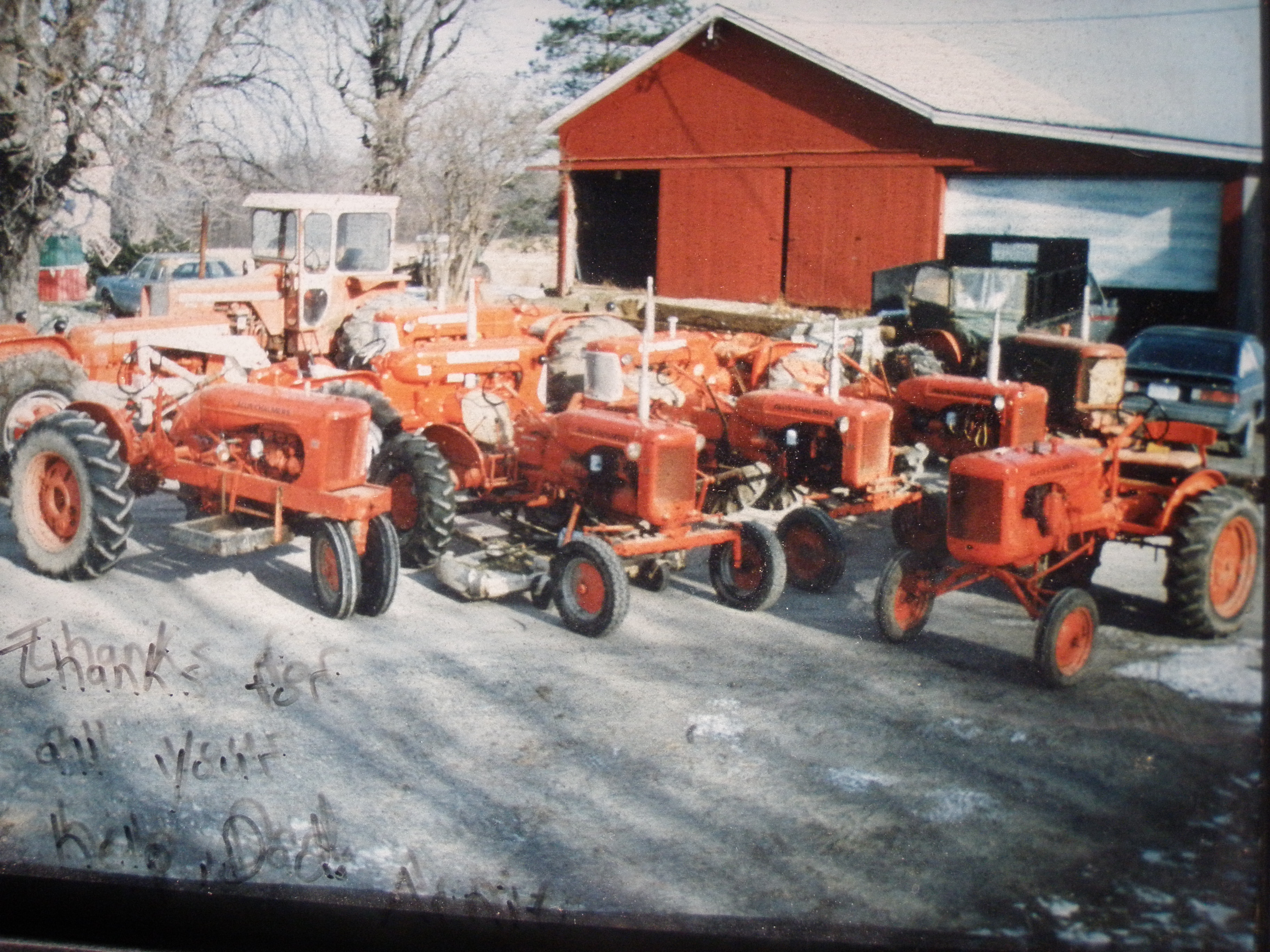 Allis-chalmers wd-45 photo - 1