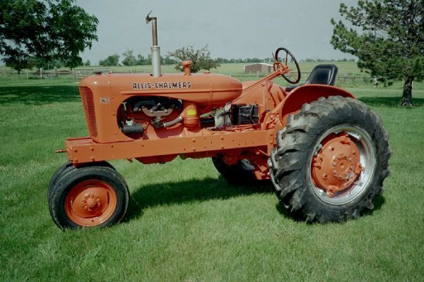 Allis-chalmers wd-45 photo - 3