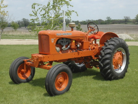 Allis-chalmers wd45 photo - 2