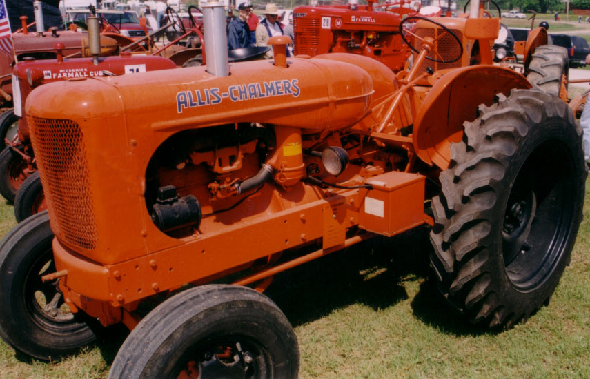 Allis-chalmers wd45 photo - 3