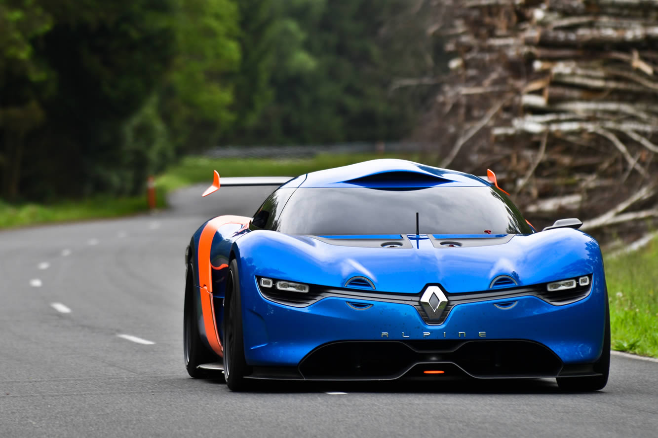 Alpina renault photo - 3
