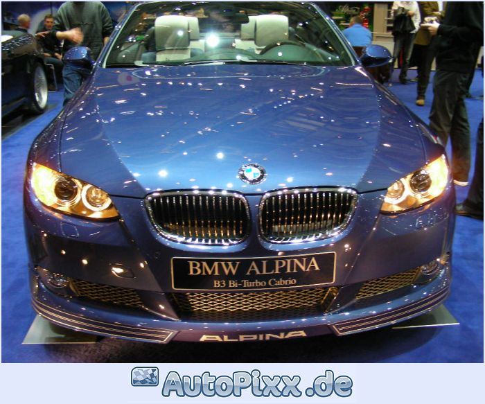 Alpina turbo photo - 4