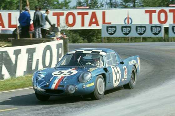 Alpine a210 photo - 1