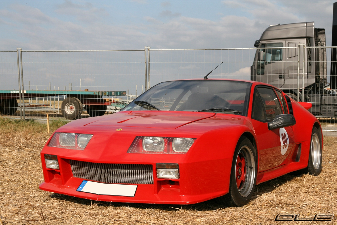 Alpine a310 photo - 3