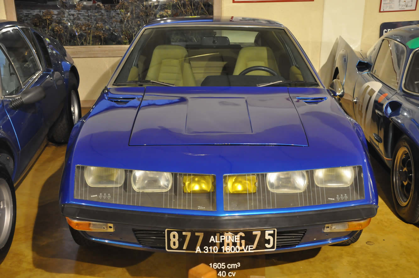 Alpine a310 photo - 4