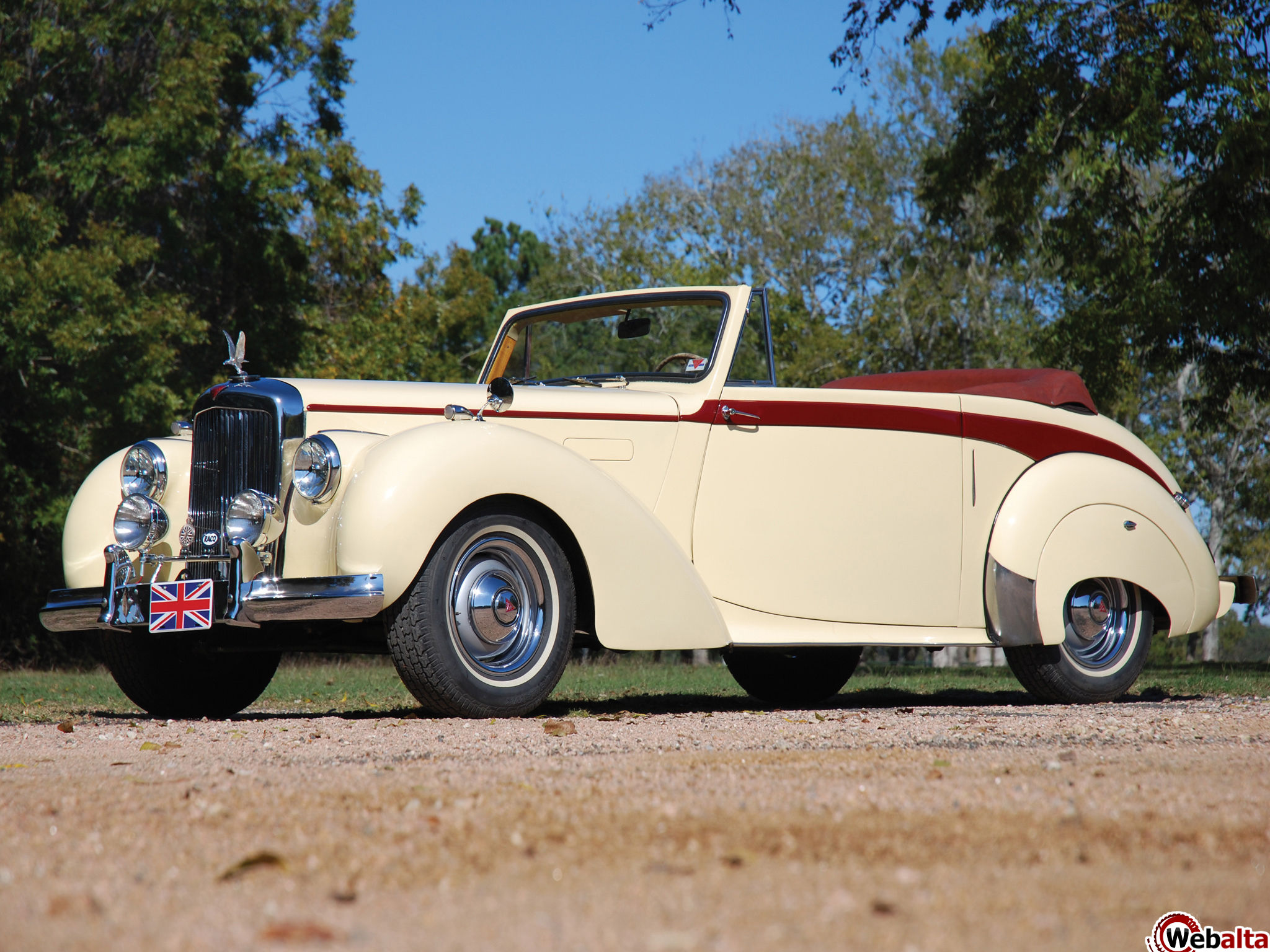 Alvis drophead photo - 1
