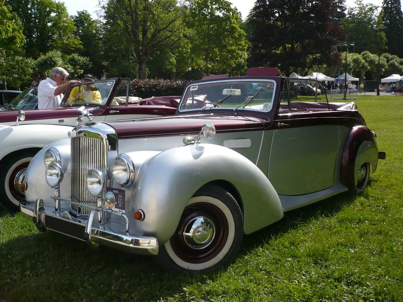 Alvis drophead photo - 4