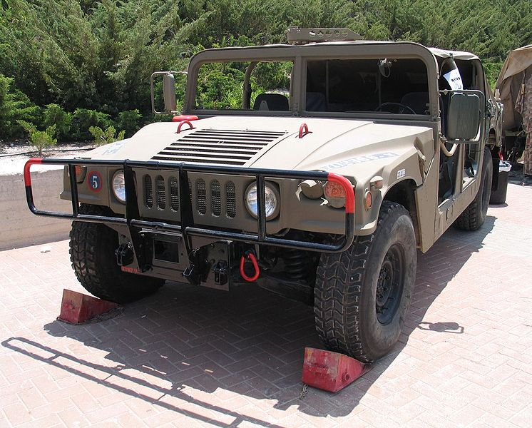 Am general hmmwv photo - 4