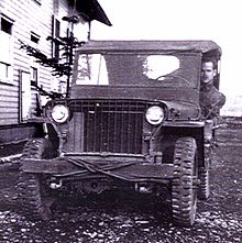 Am general jeep photo - 2