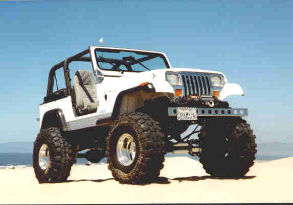 Am general jeep photo - 4