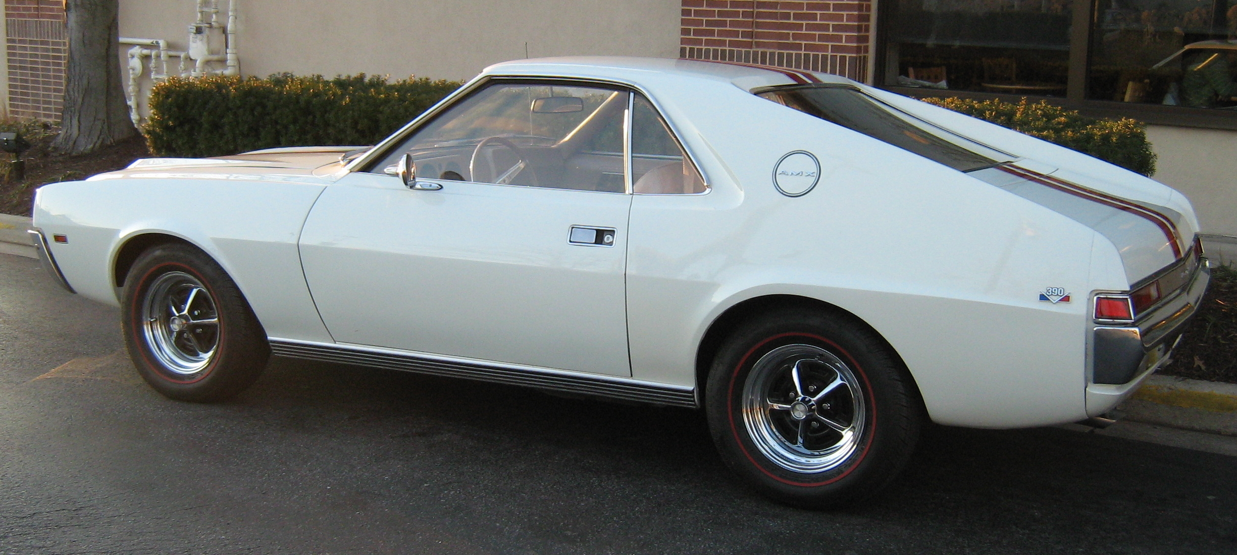 Amc amx photo - 1