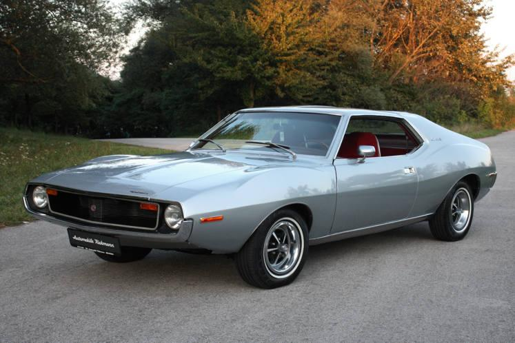 Amc javelin photo - 1