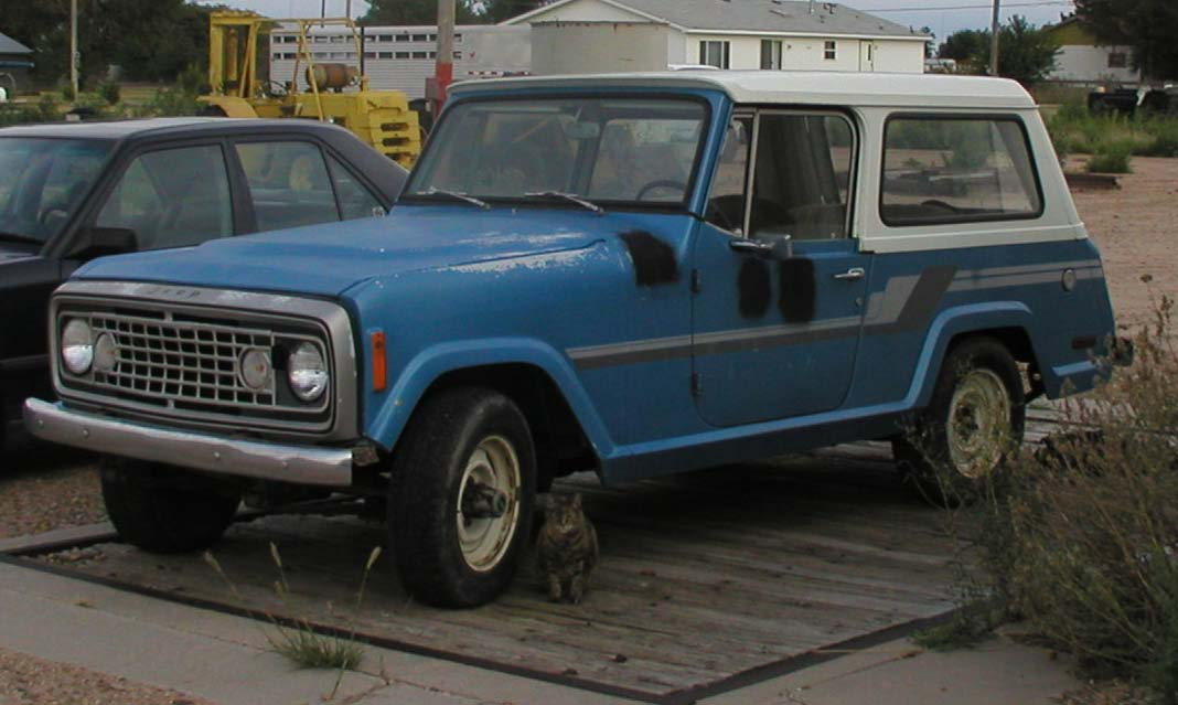 Amc jeep photo - 4