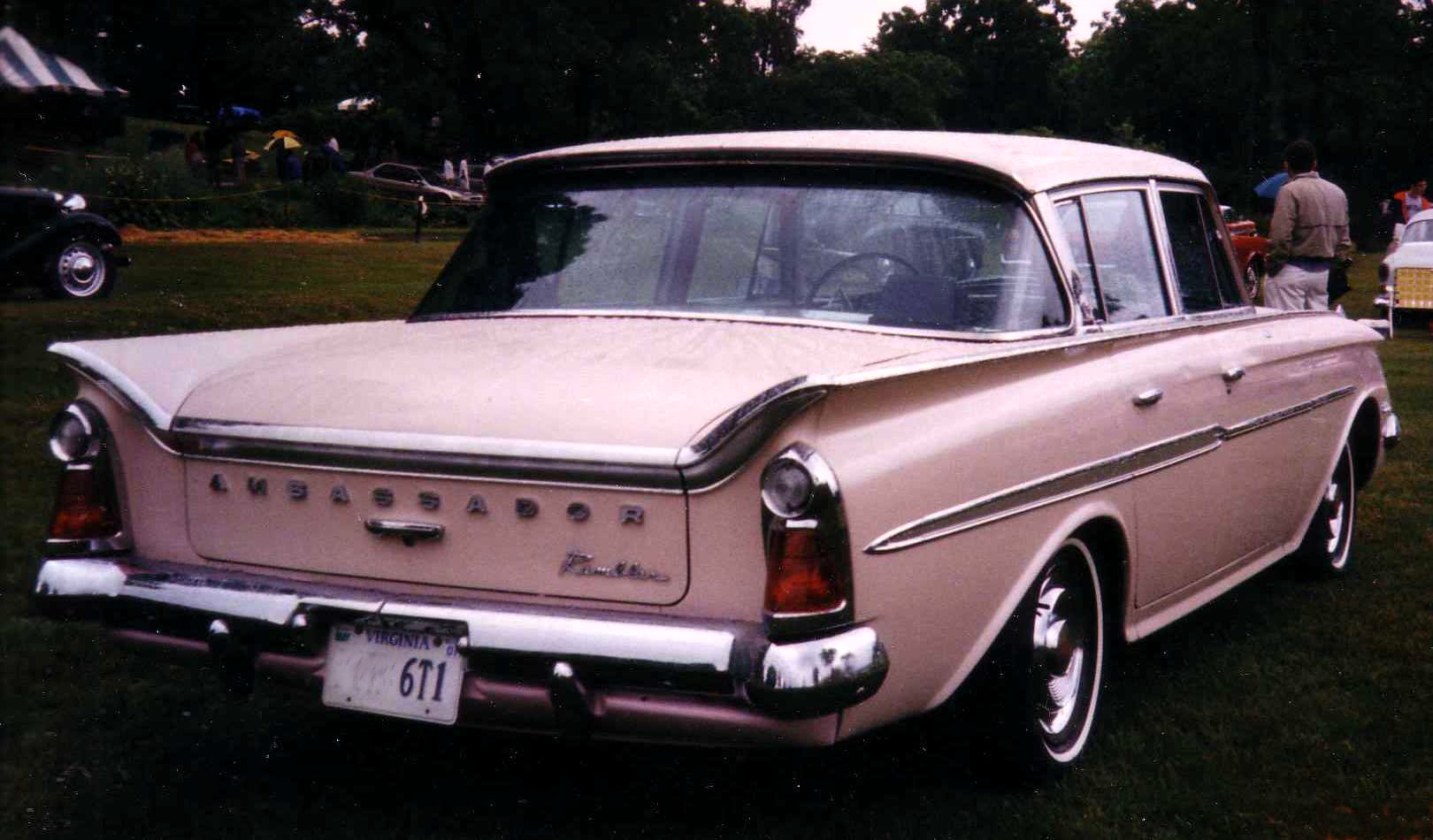 Amc rambler photo - 3