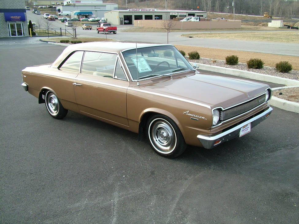 Amc rambler photo - 4