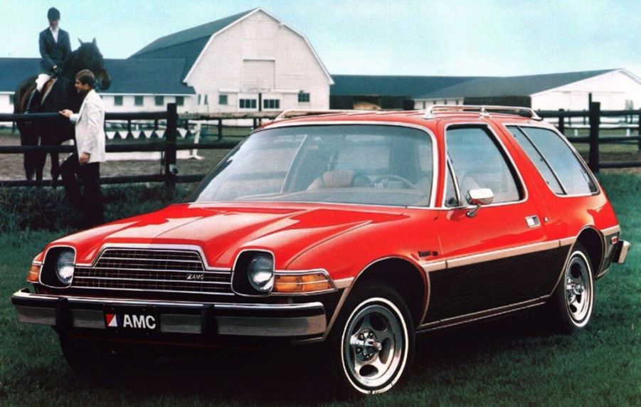 Amc wagon photo - 1