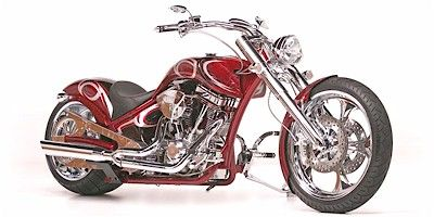 American ironhorse photo - 1