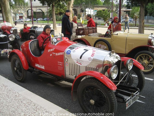 Amilcar pegase photo - 2