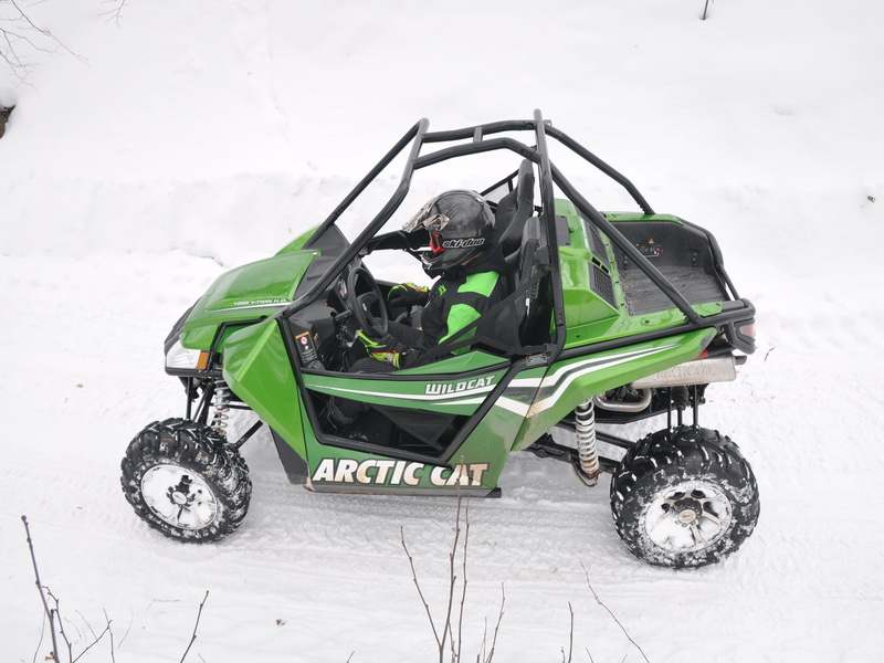 Arctic cat 1000i photo - 1