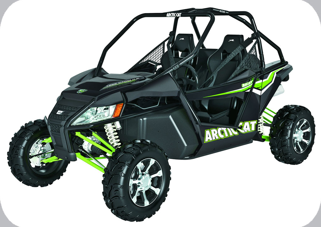 Arctic cat 1000i photo - 4