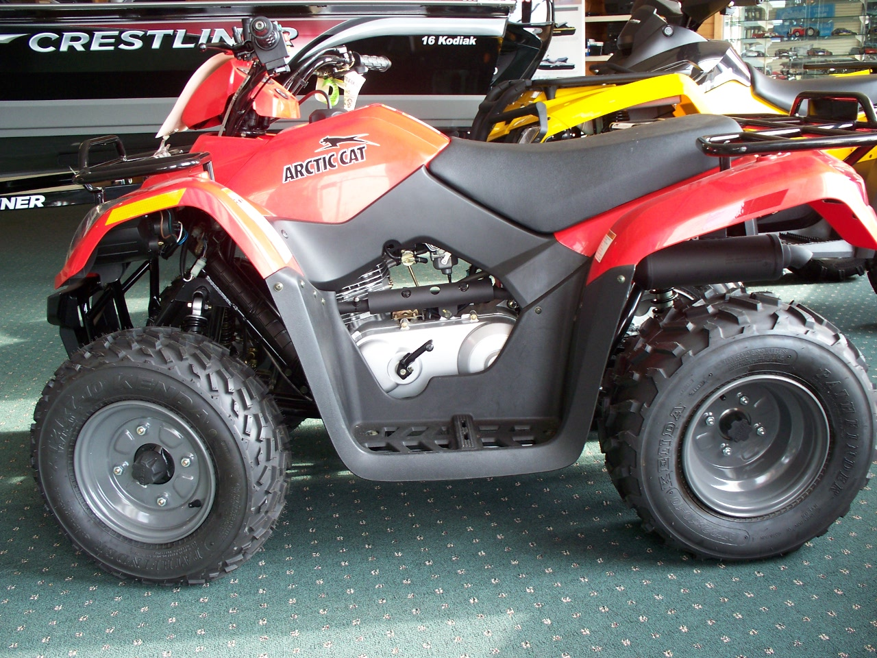 Arctic cat 150 photo - 2