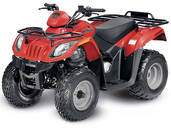 Arctic cat 150 photo - 3