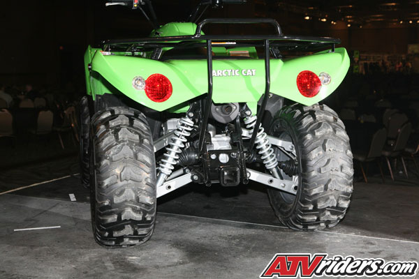 Arctic cat 366 photo - 1