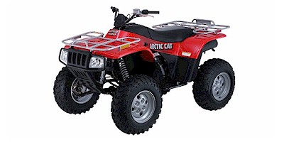 Arctic cat 400 photo - 2