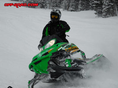Arctic cat 400 photo - 3