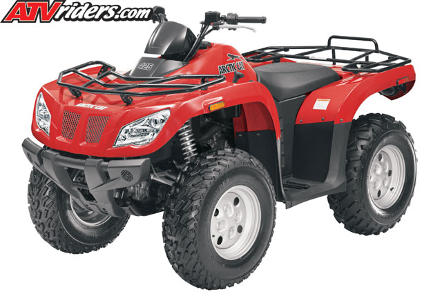 Arctic cat 425i photo - 1