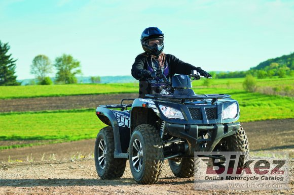 Arctic cat 425i photo - 2