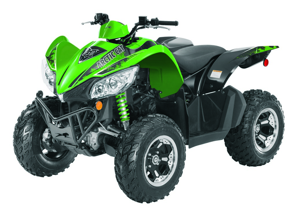 Arctic cat 425i photo - 4