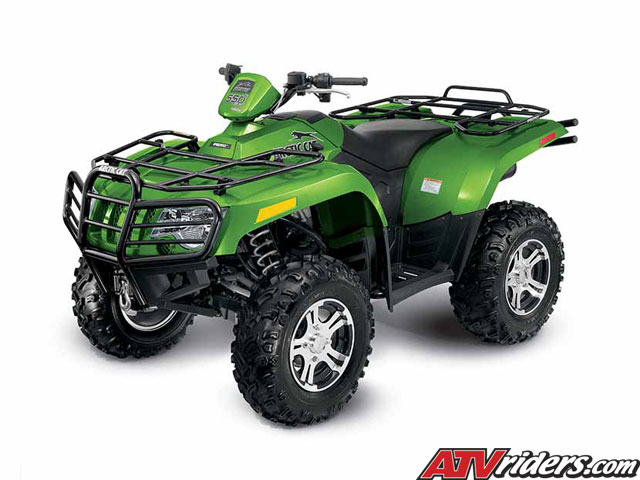 Arctic cat 450 photo - 1