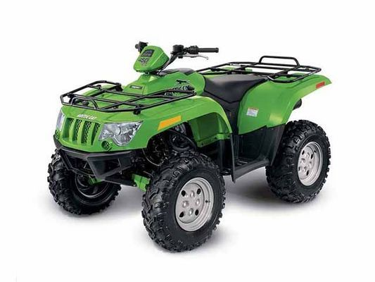 Arctic cat 450 photo - 2